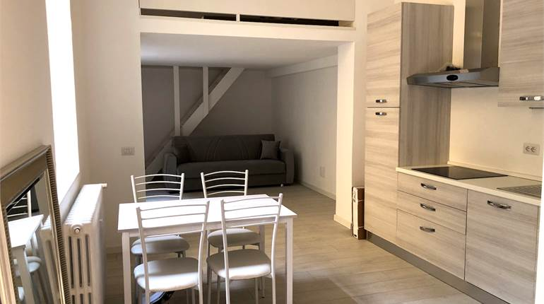 Loft for rent in Milano